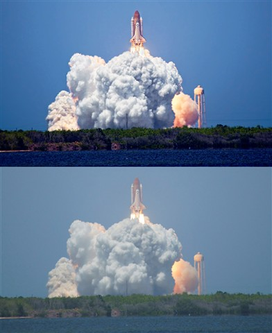 shuttle launch pp