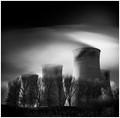 Cottam Power Station B&W
