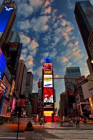 Golden Morning Hour @ New York