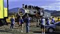 VT Steam Engine Labor Day Carson City