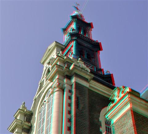 Westerkerk Amsterdam 3D