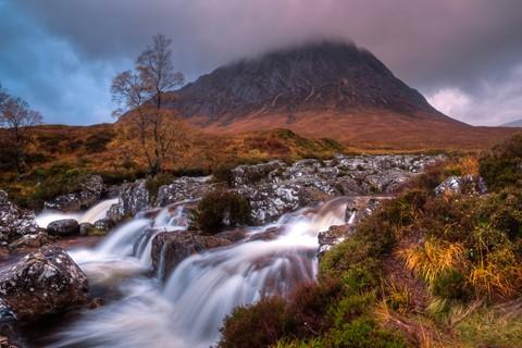 Glen Etive, Scotland    : Digital Photography Review