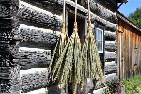 Pioneer brooms for sale