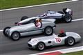 Mercedes race cars