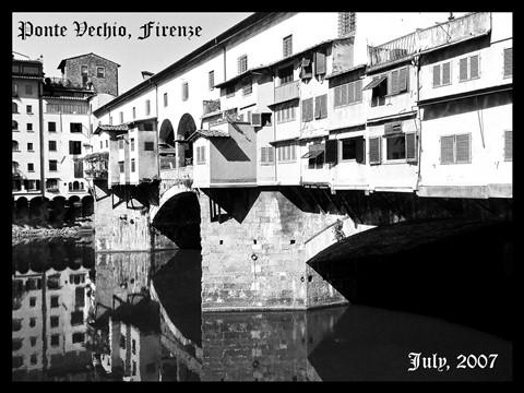 Ponte Vechio Detail-Edit sm