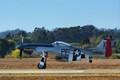P51 Mustang - Touchdown!