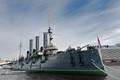 Battleship Aurora - Russian