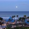 Moon over Hollywood Beach (Large)