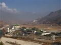 Paro Airport. Bhutan