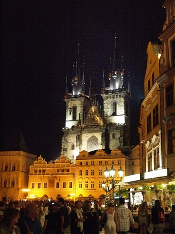 Prague night. Z8106749