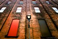 lamp on Grannan Lane © 2010 Gillian Barfoot