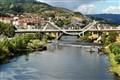 Millenium & Motorway Bridges, Ourense, Galicia