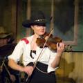 Cowgirl Fiddler