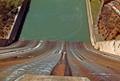 Lake Shasta Dam. 1982