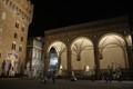 Summer night,piazza della signoria