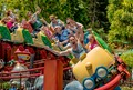 Toon Town Roller Coaster-3996