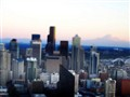 Seattle From Space Needle 1