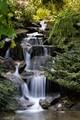 slow shutter speed -waterfall