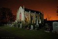 Farnell Church - light painted