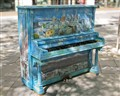 Mottled Piano