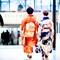 kimono i Nordstan: