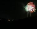 Corn Field Fireworks