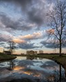 Lyveden reflected