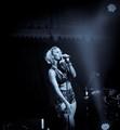 Kerri Hilson preforming in Paradiso Amsterdam