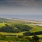 A view of Chesil Beach