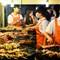 Abundance of fast foods - Xiamen China