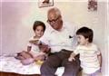 Grandpa reading...