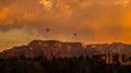Sunrise over Sedona