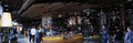 An 8 shot panorama inside the Starbucks Reserve Coffee place on Pike, Seattle