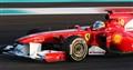 Alonso - Abu Dhabi F1 - 2011