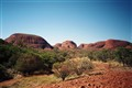 Valley of the winds,Olgas Australia.