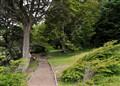 Trail in Tierra del Fuego Nat Park Ushuaia
