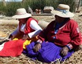 Uros Islands, Lake Titicaca, Peru