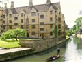 Punting, Cambridge UK