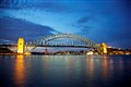 Beautiful Sydney harbour bridge