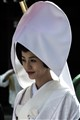 Bride at Meiji Shrine, Tokyo