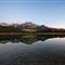 Dan Bolger 7 Pyramind Mt and Lake September