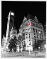 Old City Hall Toronto, Ontario on Canada Day - July 1st 2016