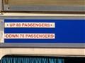 Total: 10 Passengers...