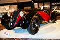 Alfa Romeo 6C 2500 Spider SS.  Sold for $555000 at RM Sotheby's auction, Scottsdale 2018