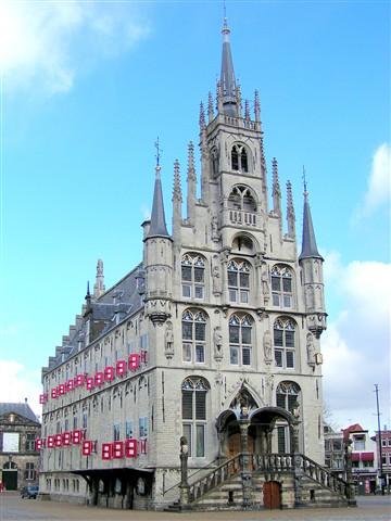 Kerk in gouda