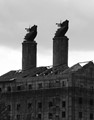 Chimneys 1921