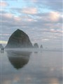 Reflections Of A...The Haystack...Canon Beach, Oregon