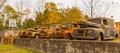Junk yard outside Dalton, GA