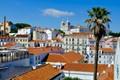 View from Miradouro De Santa Luzia - Lisbon
