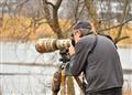 Serious birder